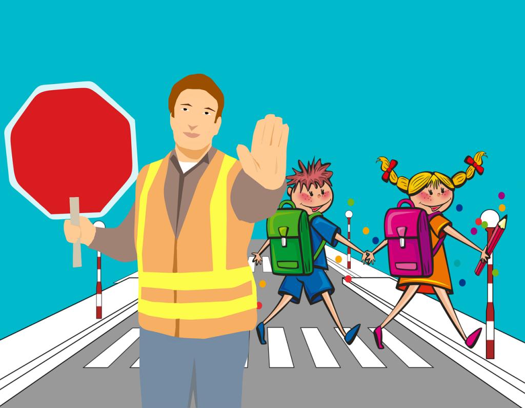 cartoni animati educazione stradale